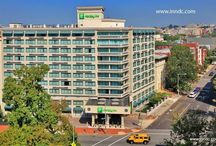 All About Us! Holiday Inn DC / Amenities and Info about the  Holiday Inn Washington DC-Central/White House 1501 Rhode Island Ave NW Washington, DC 20005  #holidayinn #HolidayInnDC  #hotel #washingtondc