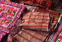 Precious Textiles / by Helen Hughes