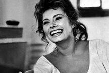 Italian Icons: Sophia Loren / by ulaola