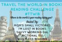 Challenges and Reading Events / Challenges, Readathons, and other book-related events, past and present