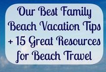 Beach Vacations for Families / Best Beach Vacations for Families - tips, trips, & more Pins go to actual links.  @rwethereyetmom to be added #beach #sand #travel #vacation / by Rebecca Darling