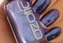 Beauty - Nail Colours - Reviews and Swatches / by Tamara Kozielec