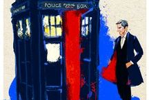 Doctor Who / by Jackie Johnson
