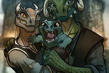 Bad Shit Happens in Tamriel / All things Elder Scrolls