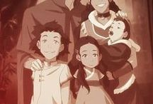 A:tLA and LOK / Avatar; the Las Airbender and Legend of Korra