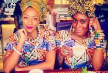 African prints Fashion / Fashion