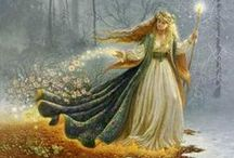 Imbolc Stuff / Everything related to Imbolc or St. Brigid's Day / by Jackie Johnson