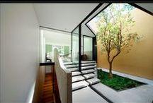 Inspiration halls d'artistes / Un autre regard sur les halls des résidences, plus créatif et inspirant.