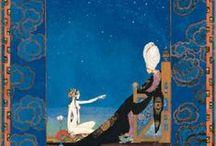 Arabian Nights Mood Board