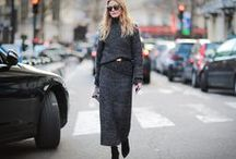 Street style / Street style and all year outfits I love.