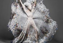 Alexander McQueen fashion art..