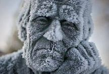 (A.O) Art of the frozen / Sculptures,   Statues, monuments and gargoyles