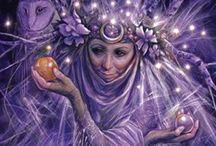 (A.V) FROUD ART / Fantasy art and models by Brian & Wendy Froud and their son Toby Froud. Best know for fairyland art work and the films Labyrinth and the Dark Crystal. Now in the same line of work as his parents Toby Froud played baby Toby in the Labyrinth.