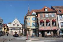 Escapade à Munster, entre histoire et nature / La ville de munster, fondée vers 660 autour d'un monastère bénédictin, a une longue histoire à raconter... L'Office de tourisme propose une balade historique de deux heures. Ce qui ne vous empêche pas ensuite de suivre le circuit du Narrenstein pour voir les beautés de la vallée !