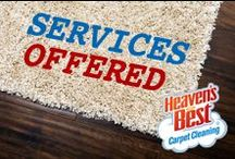 Services Offered / Serving Milwaukee and Waukesha Counties, Heaven's Best is your locally owned and operated carpet cleaning company. With our low moisture process, we ensure your carpets are dry in only 1 hour. You also get a firm appointment time - not a 3 hour window. Our prompt, courteous technicians are here to serve you. Count on Heaven's Best of Milwaukee for cleaning carpets, hardwood, tile & grout, upholstery, and more.