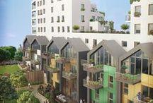 Nos programmes immobilier neuf / Nos résidences de standing et programmes immobiliers en Alsace - France.