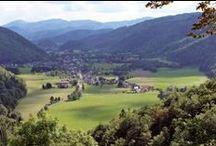 Escapade dans la Haute Vallée de la Thur - Haut-Rhin - Alsace / La Haute Vallée de la Thur est surtout connue pour le lac de Kruth-Wildenstein, mais il y a aussi de charmants villages de montagne, des cascades au cœur de la forêt, des sentiers de découverte pour aller à la rencontre des spécificités de la vallée... Les plus courageux découvriront le massif protégé du Grand Ventron.