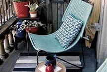 Home - Le balcon / Pas besoin d'un jardin pour jardiner au potager. Un balcon suffit à potager sans soucis.