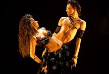 (A.F) Bounce & Shimmy /  Belly dancing ..............also see Art of Dance board