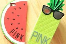 Phone cases / Cute and swagg