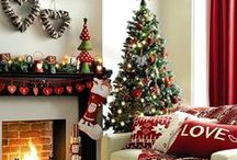 Christmas / Be inspired at Christmas with decorations and gift ideas for all the family!