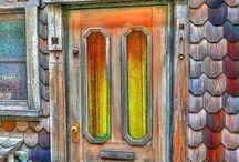 Doors to make you smile!