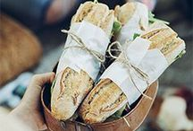 FOOD || Sandwiches