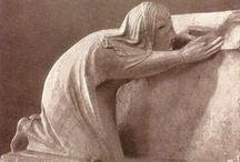 scultura / arte medievale