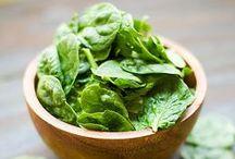 Potager - Les épinards / Tarte, velouté ou poilée, ces recettes autour de l'épinard vous donneront envie de cultiver des légumes-feuilles dans un potager sur balcon #spinach #recipes #kitchengarden