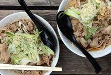 Cuisine japonaise / Découvrez la cuisine japonaises, des plats les plus connus aux explorations gustatives délicieuses.
