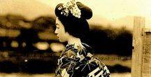 Kimonos, Japon / Une tenue traditionnelle japonaise tout en élégance