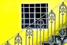 Gates, doors, entrances