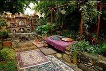 ° healing garden °