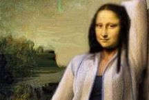 Mona Lisa fun