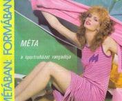 Méta's History / 1982-ben a Skála-Coop áruházlánc saját márkás sportruházattal jelent meg Méta International néven