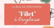 BOX °2 : filet à l'anglaise