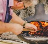 Cooking with our Morso woodfired ovens / We've been working with Morso UK to create some fantastic dishes to cook on their woodfired ovens. Have a look at what we're been doing.