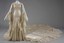 1930's wedding fashions