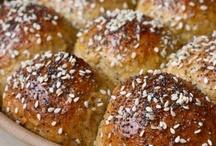 Breads, crackers, rolls