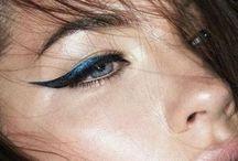 Eyeliner /  I'm strong, I'm tough, I still wear my eyeliner.