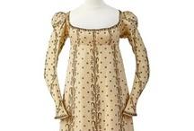 1800-1809 women's fashion