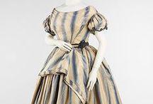 1840's fashion