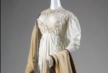 1810-1819 women's fashion