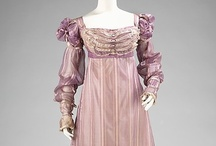 1820-1829 women's fashion