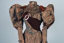 1890's fashion