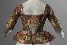 1730-1739 women's fashion