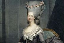 1770-1779 portraits of women