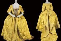 1750-1759 women's fashion