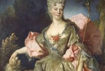 1710-1719 women's fashion