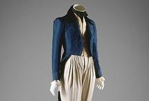 1830's fashion: men